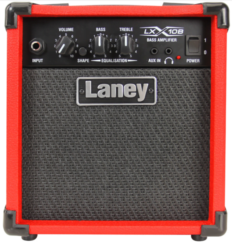 LANEY LX10B RED фото 0