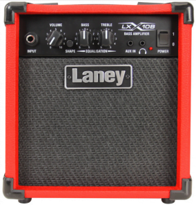 Фото LANEY LX10B RED